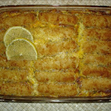 Fish Stick Supper