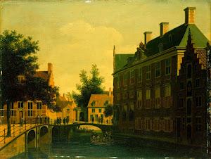 RIJKS: Gerrit Adriaensz. Berckheyde: painting 1680