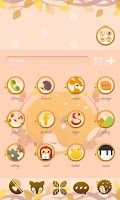 Screenshot of (FREE) Dear Deer GO Theme