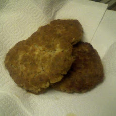 Fried Salmon Patties