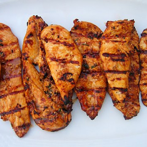 Asian Grilled Chicken