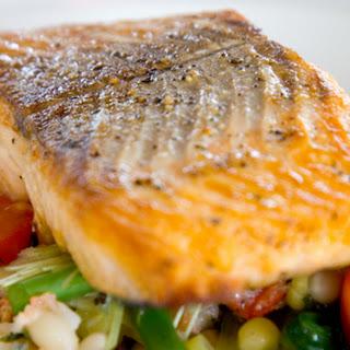 Salmon With Orange Peel Recipes