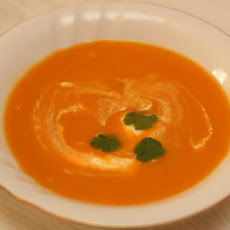 Sweet Potato and Onion Soup