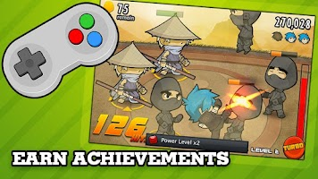 Screenshot of Kung-Fu Clash Lite