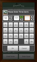 Screenshot of Simple Darts - Donation Module