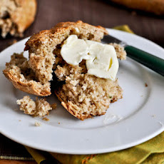 Brown Butter Whole Wheat Soda Bread