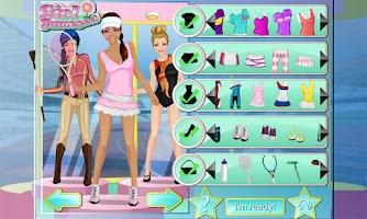 Screenshot of Sport Stylist