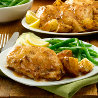 Knorr Roasters-classic Herb Chicken & Potatoes With A Hint Of Lemon