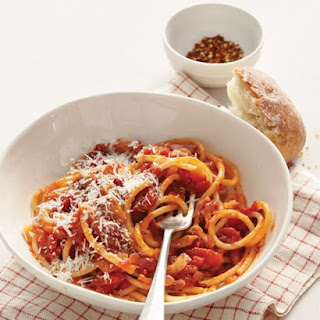 Spicy Tomato Sauce with Pancetta