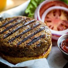 The Ultimate Veggie Burger