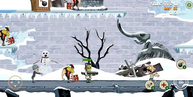 Screenshot of Zombie Safari Free