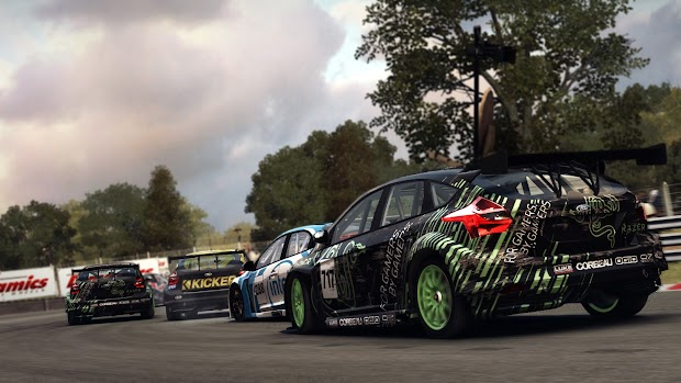 Grid Autosport arrives in Europe today
