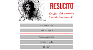 Screenshot of Resucitó