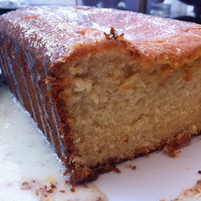 Lemon and Marmalade Cake