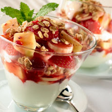 Fruit Salad Parfaits