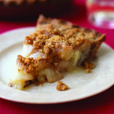 Ginger-Pear Crumble