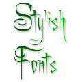 App Stylish Fonts apk for kindle fire