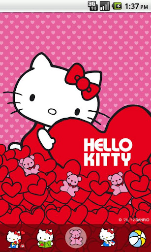 Hello Kitty A Lot of LoveTheme