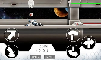 Screenshot of Stellar Escape Lite