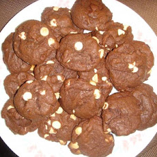 White Chip Chocolate Cookies (Toll House)