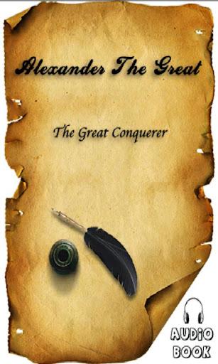 Alexander The Great Audio