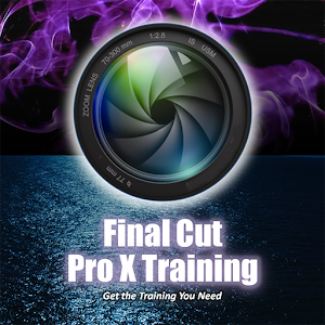 Train for Final Cut Pro X