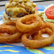 Mom's French Fried Onion Rings (With Freezing Directions)
