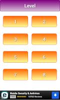 Screenshot of Quiz: Capitals of the world