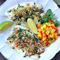 Lime and Ginger Fish Fillets