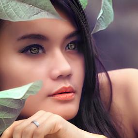 by Chandra Wirawan - People Portraits of Women