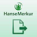 HanseMerkur RechnungsApp icon