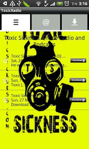 ToxicRadio