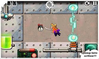 Screenshot of Hopping Herbert