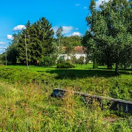 House by Štefan Brajković - City,  Street & Park  Street Scenes ( croatia, bjelovar-bilogora county, house, bjelovar )