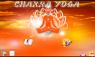 Screenshot of Chakra Yoga and Meditation