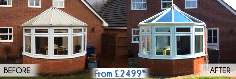 Conservatory in Milton Keynes