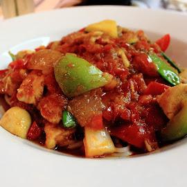 Fusion Food by Ansari Joshi - Food & Drink Plated Food ( food, fusion,  )