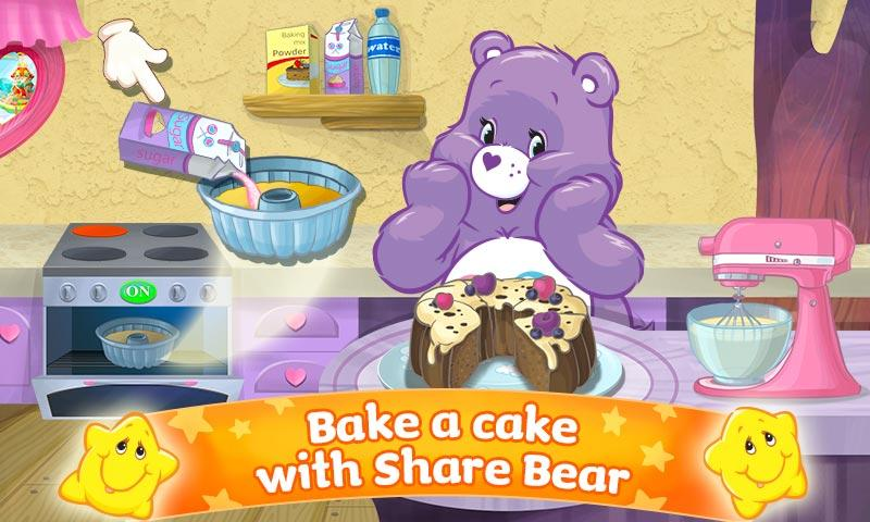 Care Bears Rainbow Playtime Screenshot 9