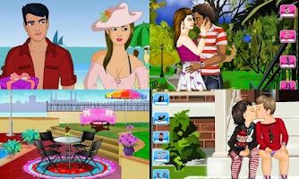 Screenshot of Love games