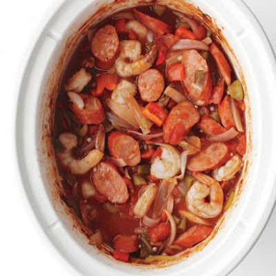 Slow-Cooker Cajun Stew