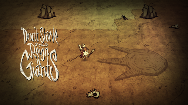Don't Starve: Reign of Giants expansion arrives on Steam Early Access
