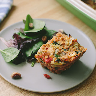 Spinach Matzo Kugel Recipes