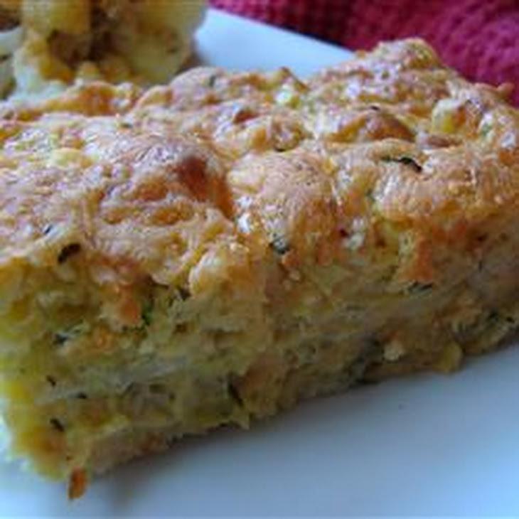 Zucchini Cornbread Casserole Recipe | Yummly