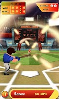 Screenshot of Baseball Hero