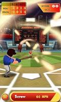 Screenshot of Baseball Hero