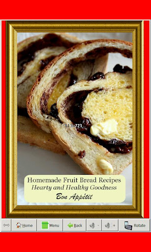 Homemade Fruit Bread Recipes