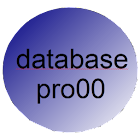 Databasepro00 database free v. icon