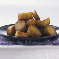 Saffron Potatoes