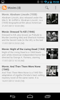 Screenshot of Full Movies Public Domain