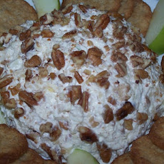 Caramel Apple Cheese Ball